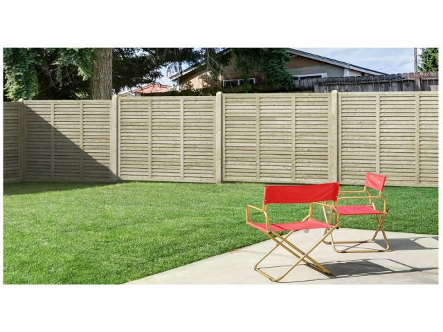 Linlithgow fencing installation of Fencing Panels